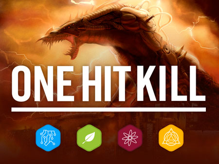 One Hit Kill (Graphics & animation)